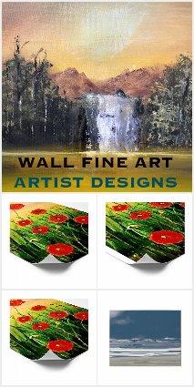Wall Fine and Fun Art