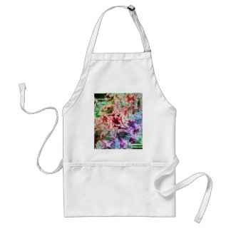 Wall-Flowers Adult Apron