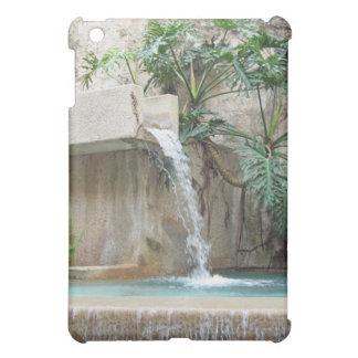 Wall Fountain iPad Mini Case