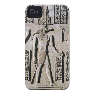 Wall Frieze Ancient Egyptian Hieroglyphic Art iPhone 4 Cover