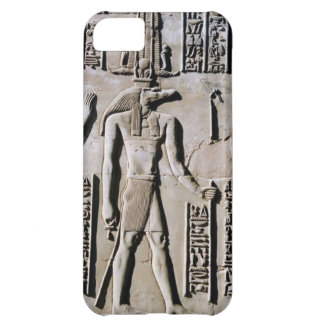 Wall Frieze Ancient Egyptian Hieroglyphic Art iPhone 5C Cover