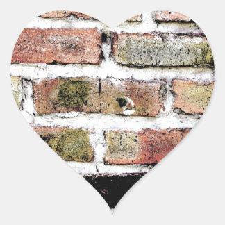 Wall Heart Sticker