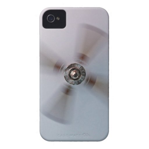 Wall mounted fan iPhone 4 cover
