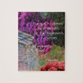Wall,Nature and message Jigsaw Puzzle