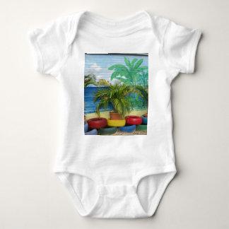 "Wall of Colors ""St. Maarten"" Tee Shirt"