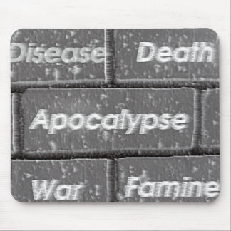 Wall of Doom Mouse Pads