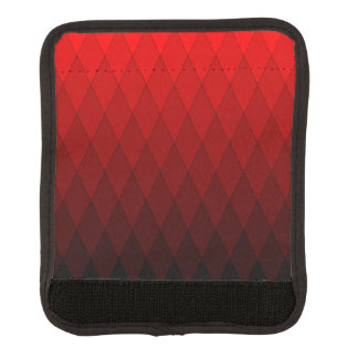 Wall of fire luggage handle wrap