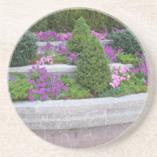 Wall Of Flowers Coaster