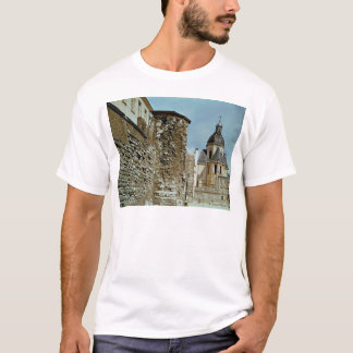Wall of Philippe Auguste  rue des Jardins T-Shirt
