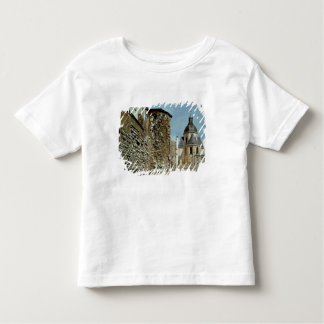 Wall of Philippe Auguste  rue des Jardins Toddler T-shirt