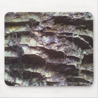 Wall of rock mouse pad