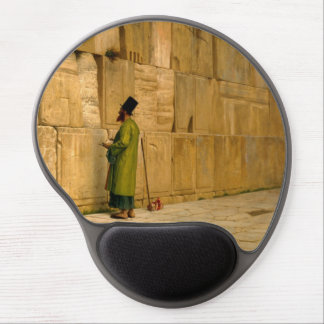 Wall of sighing gel mouse pad