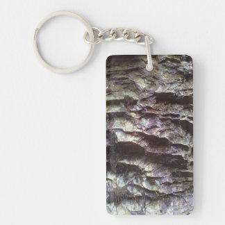 wall of stone keychain