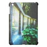 Wall of Water in Garden Paradise Case For The iPad Mini
