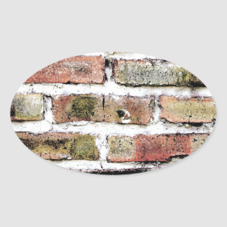 Wall Oval Sticker