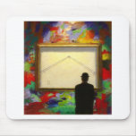 Wall Painting Gallery mousepad