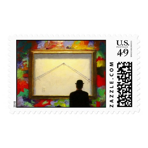 Wall Painting Gallery postage stamp