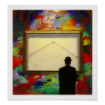 Wall Painting Gallery print