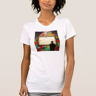 Wall Painting Gallery shirt