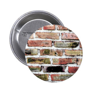 Wall Pinback Button