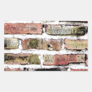 Wall Rectangular Sticker