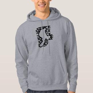 Wall ride hoodie