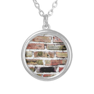 Wall Round Pendant Necklace