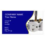 wall socket business card templates