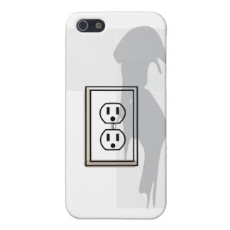 Wall socket phone case thingy!