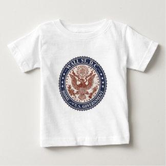 Wall St. D.C. Baby T-Shirt