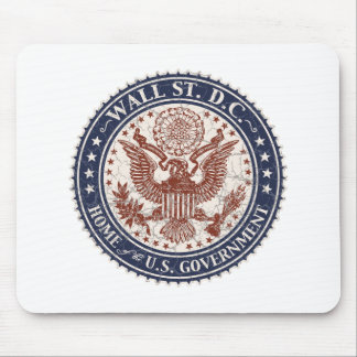 Wall St. D.C. Mouse Pad