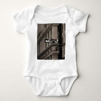Wall St New York T-shirt