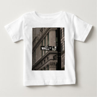 Wall St New York Tee Shirt