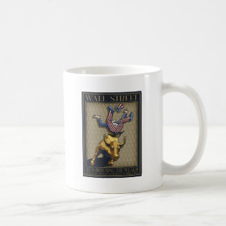 Wall St. Redistribution Coffee Mug