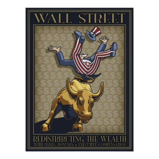 Wall St. Redistribution pt1 Poster