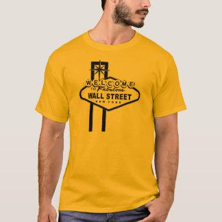 WALL ST T-Shirt