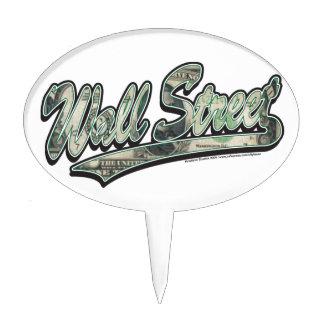 Wall Street - 1000 Dollar Bill Cake Topper