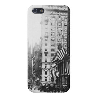 Wall Street 1900 iPhone SE/5/5s Cover