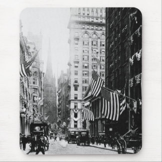 Wall Street 1900 Mouse Pad