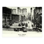 Wall Street 1900 Postal