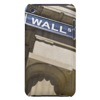 Wall Street Barely There iPod Cover