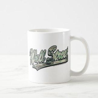 Wall Street Baseball Script, High Finance Coffee Mug