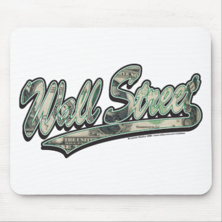 Wall Street Baseball Script, High Finance Mouse Pad