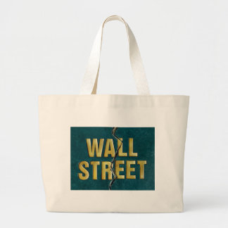 WALL STREET BOLSA TELA GRANDE