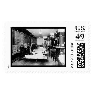 Wall Street Broker 1915 Postage