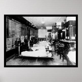 Wall Street Broker 1915 Print