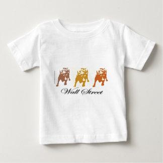 Wall Street Bull Market Baby T-Shirt