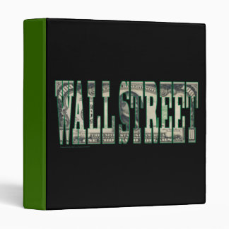 Wall Street Carpeta 1""