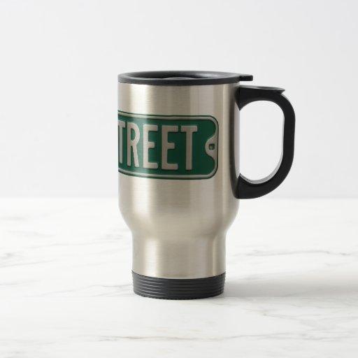 Wall Street Commuter Mug