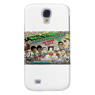 Wall Street Fair Samsung Galaxy S4 Cover
